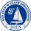 San Juan 21 National Organization how to keep up to speed with the San Juan 21 Class